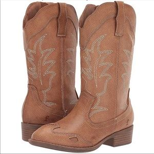 FRYE Bailey Wes Boots Big Kid